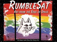 RumbleSat Art from the Edge of Space