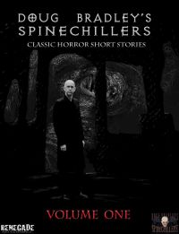 Cover image (Doug Bradley's Spinechillers Volume 1)