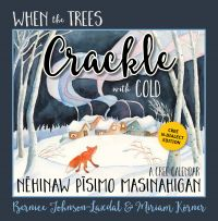 Cover image (When the Trees Crackle with Cold: A Cree Calendar N-dialect edition EBOOK)