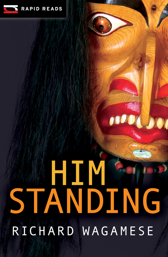Him Standing