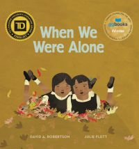 Cover image (When We Were Alone)