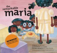 Cover image (The Remarkable Maria)