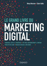 Image de couverture (Le Grand Livre du Marketing digital)