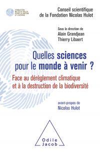 Image de couverture (Quelles sciences pour le monde à venir ?)