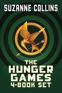 Image de couverture (Hunger Games 4-Book Digital Collection (The Hunger Games, Catching Fire, Mockingjay, The Ballad of Songbirds and Snakes))
