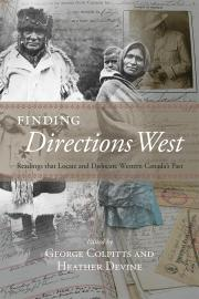 Cover image (Finding Directions West)