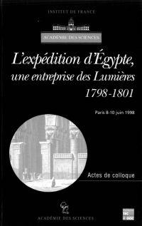 L'expédition d'Egypte, une ...