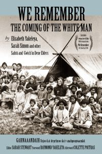 Cover image (We Remember the Coming of the White Man)
