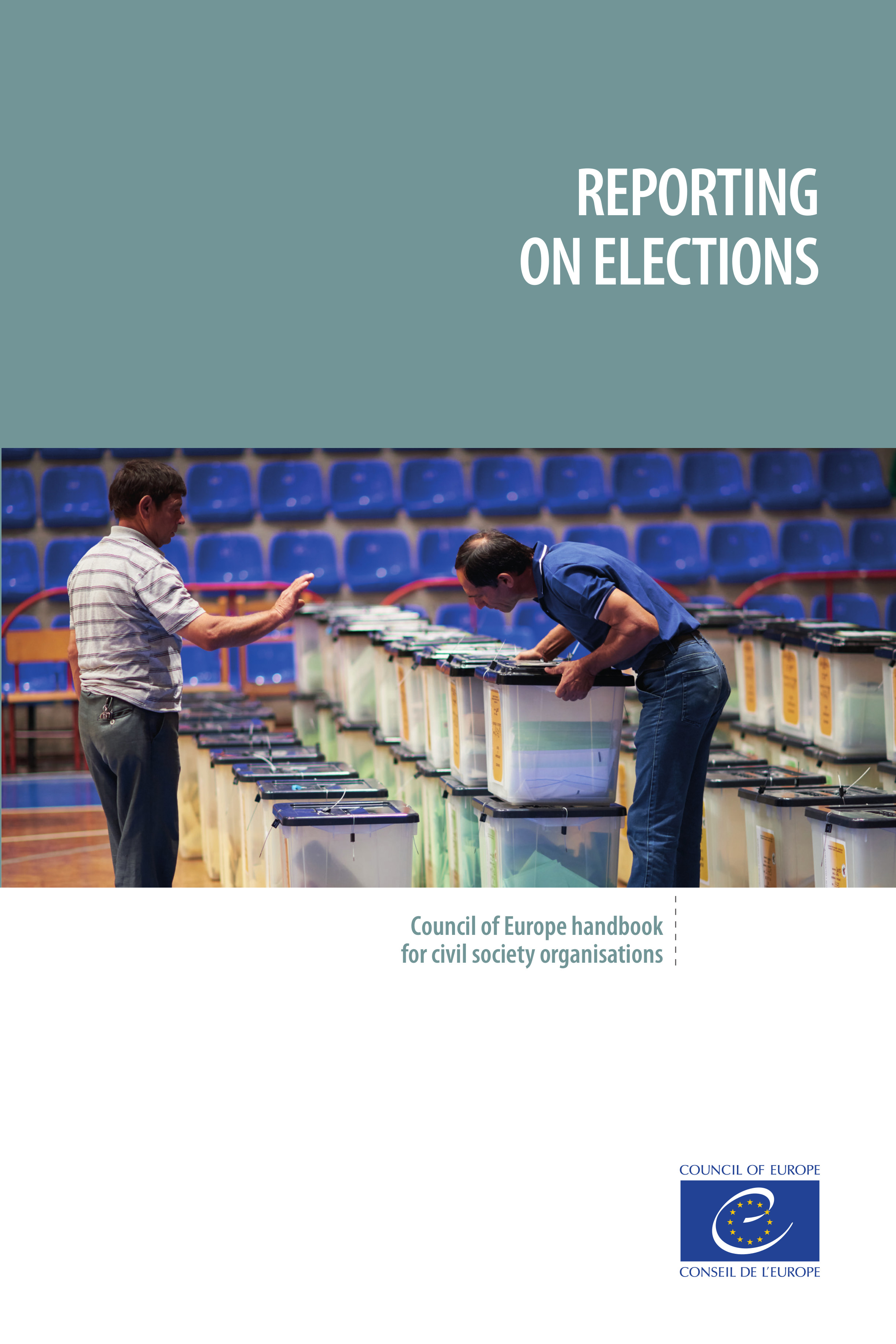 Reporting on elections