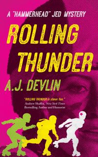 Cover image (Rolling Thunder)