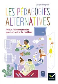 Image de couverture (Les pédagogies alternatives)