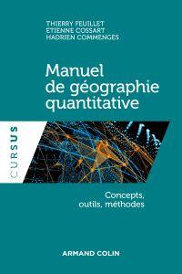 Manuel de géographie quantitative