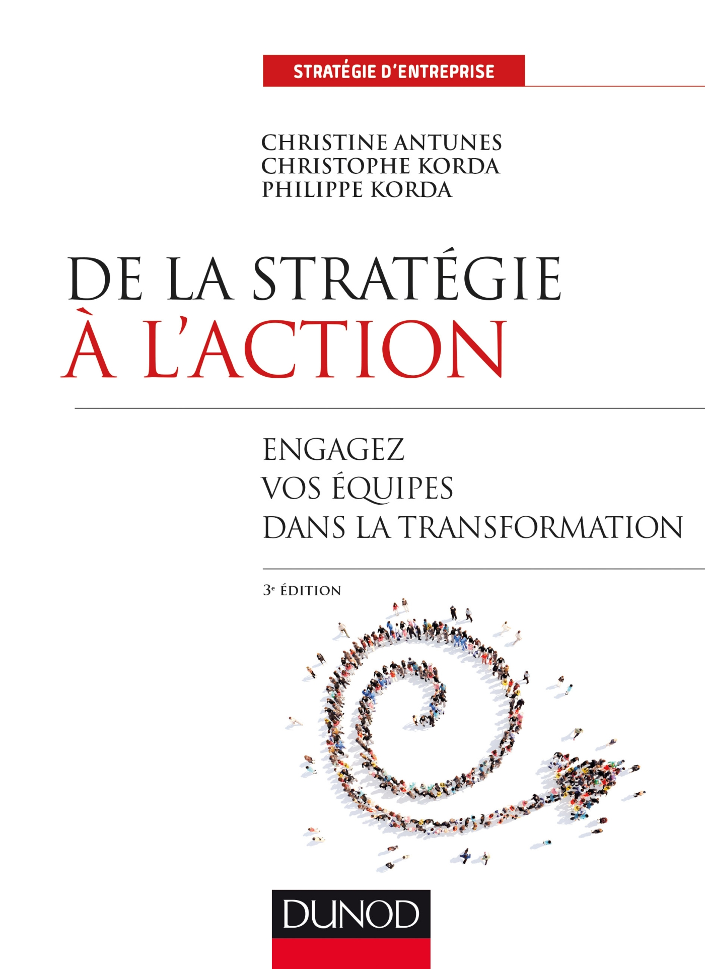 De la stratégie à l'action - 3e éd.