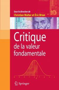 Critique de la valeur fonda...