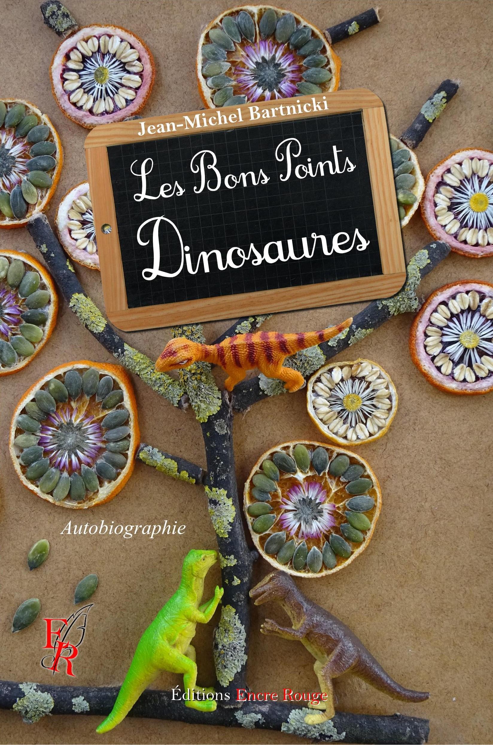 Les bons points dinosaures, Autobiographie d'un enseignant
