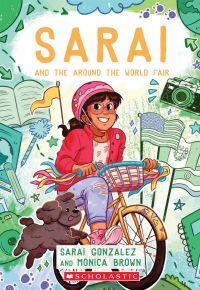 Image de couverture (Sarai and the Around the World Fair)