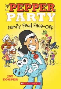 The Pepper Party Family Feud Face-Off (The Pepper Party #2)