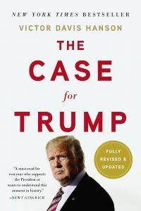 Image de couverture (The Case for Trump)