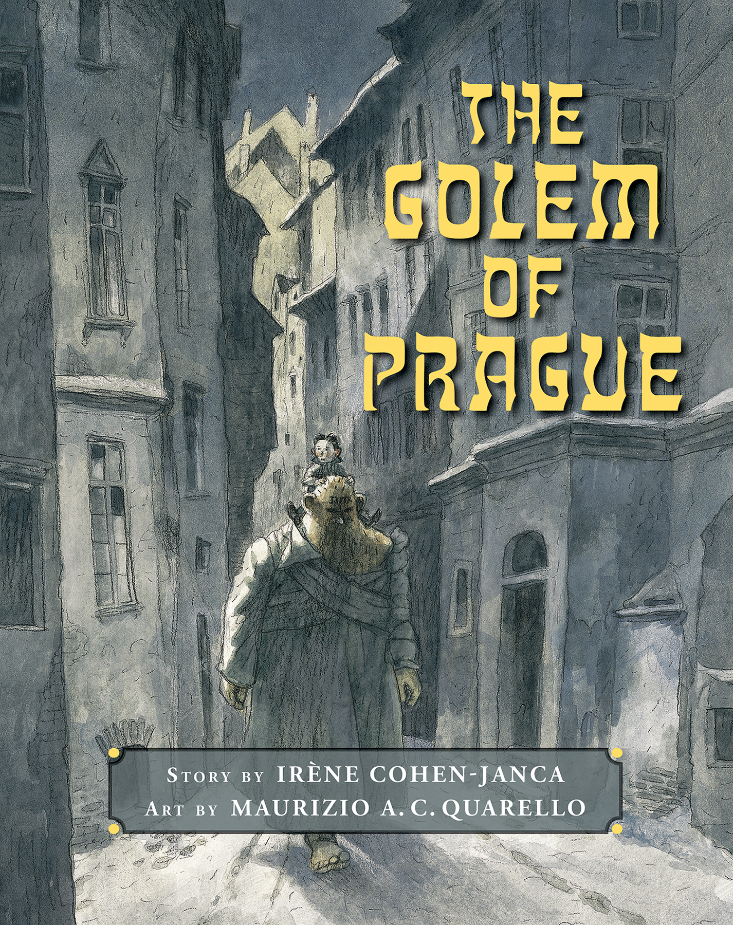 The Golem of Prague