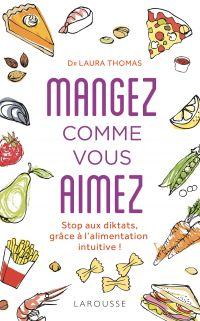 Image de couverture (Mangez comme vous aimez !)