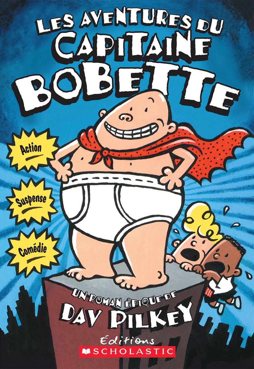 Vignette du livre Les aventures du capitaine Bobette