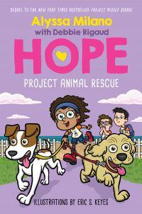 Image de couverture (Project Animal Rescue (Alyssa Milano's Hope #2))