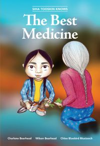 Cover image (Siha Tooskin Knows the Best Medicine)