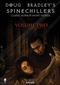 Cover image (Doug Bradley's Spinechillers Volume 2)