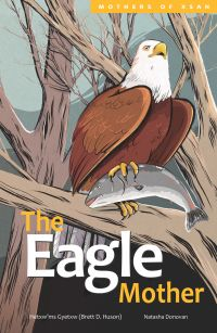 Cover image (The Eagle Mother)