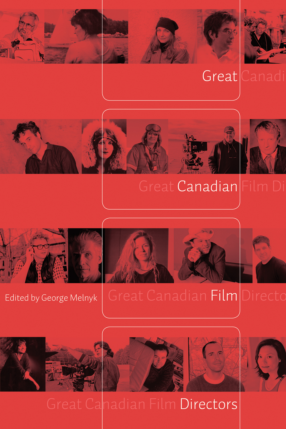 Great Canadian Film Directors