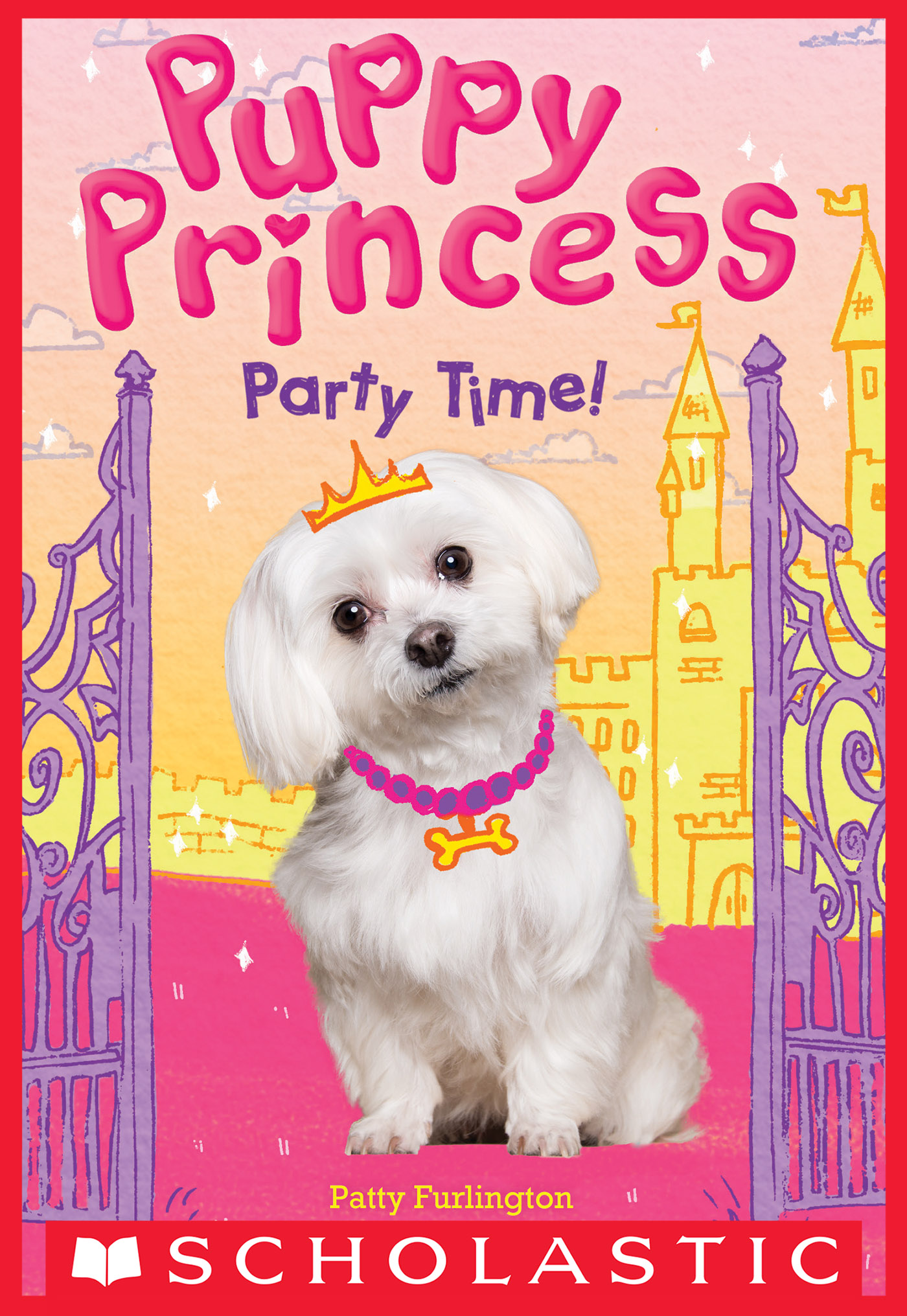 Party Time (Puppy Princess #1)