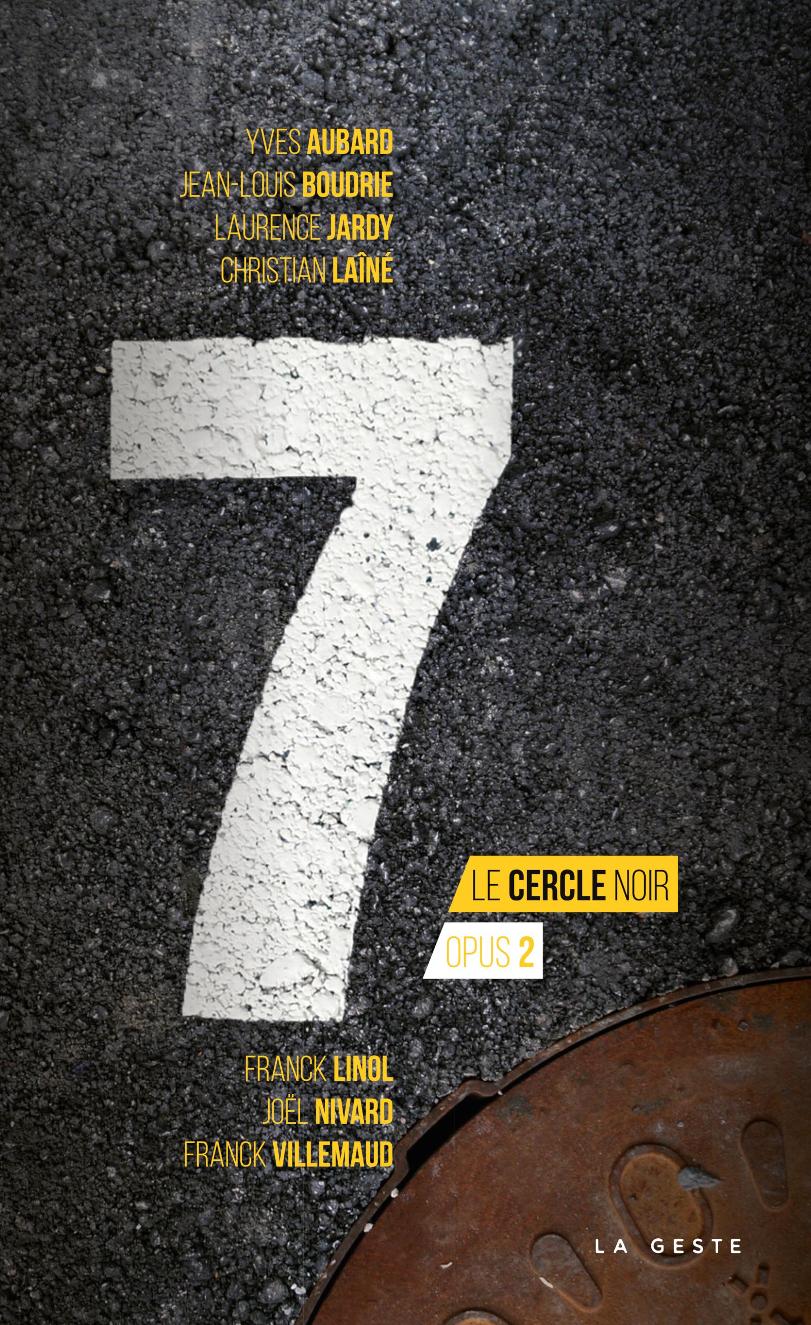 7 - Le cercle noir t.2