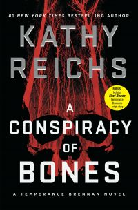 Image de couverture (A Conspiracy of Bones)