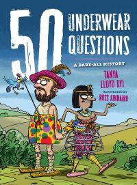 50 Underwear Questions