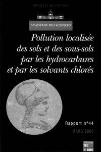Pollution localisée des sol...