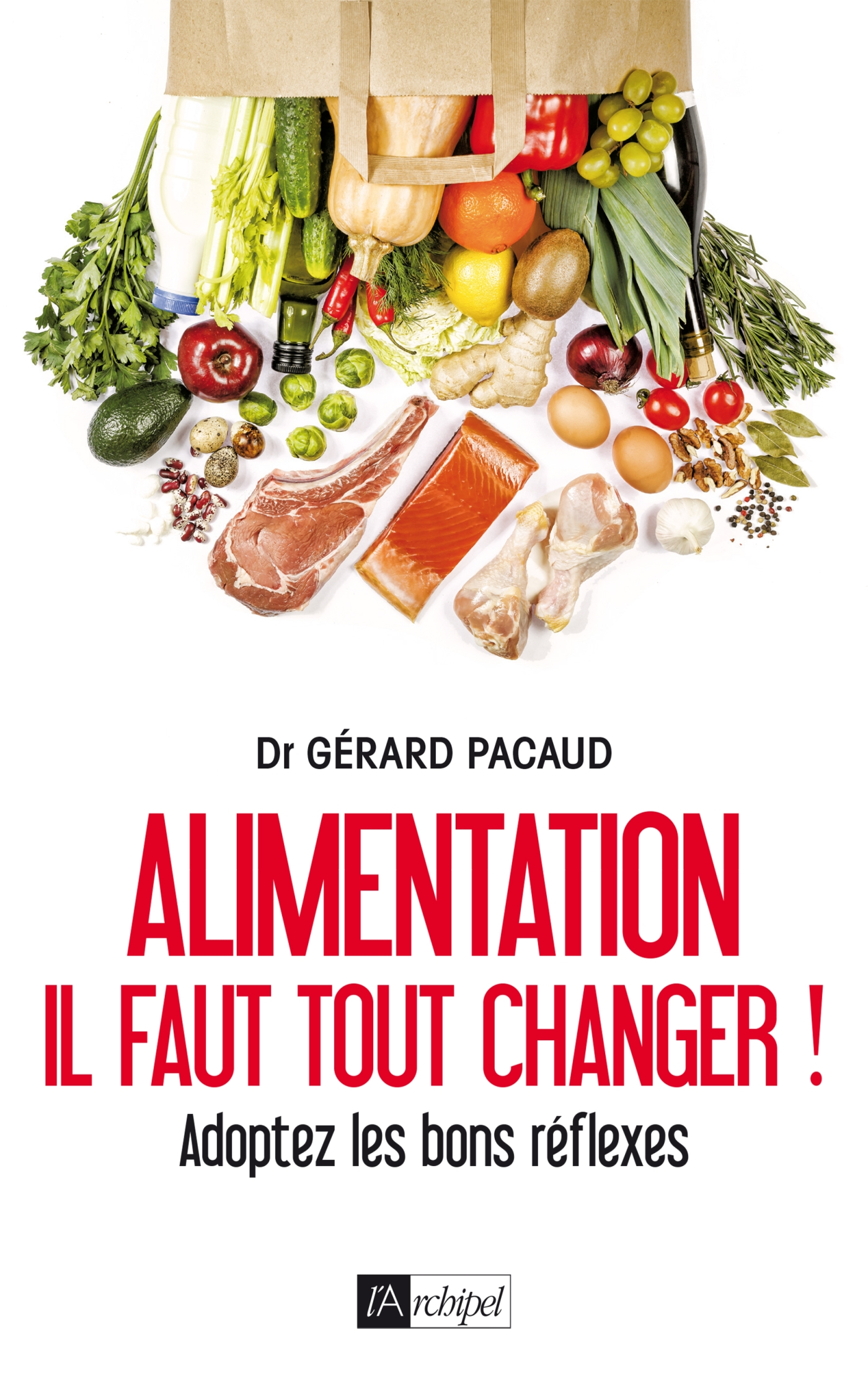 Alimentation : Il faut tout changer !