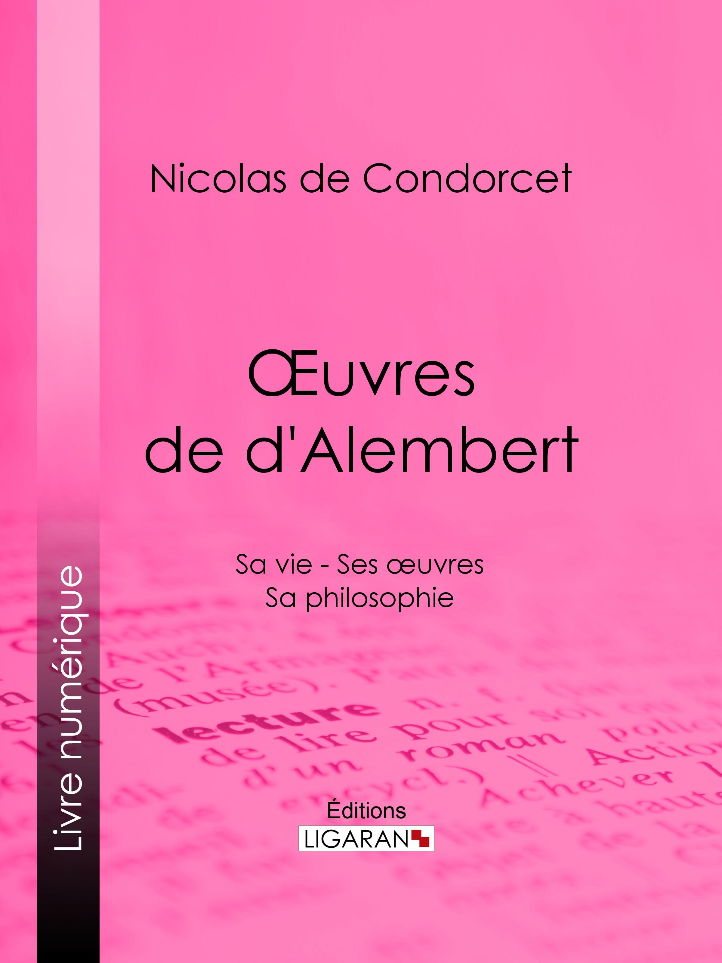 Œuvres de d'Alembert