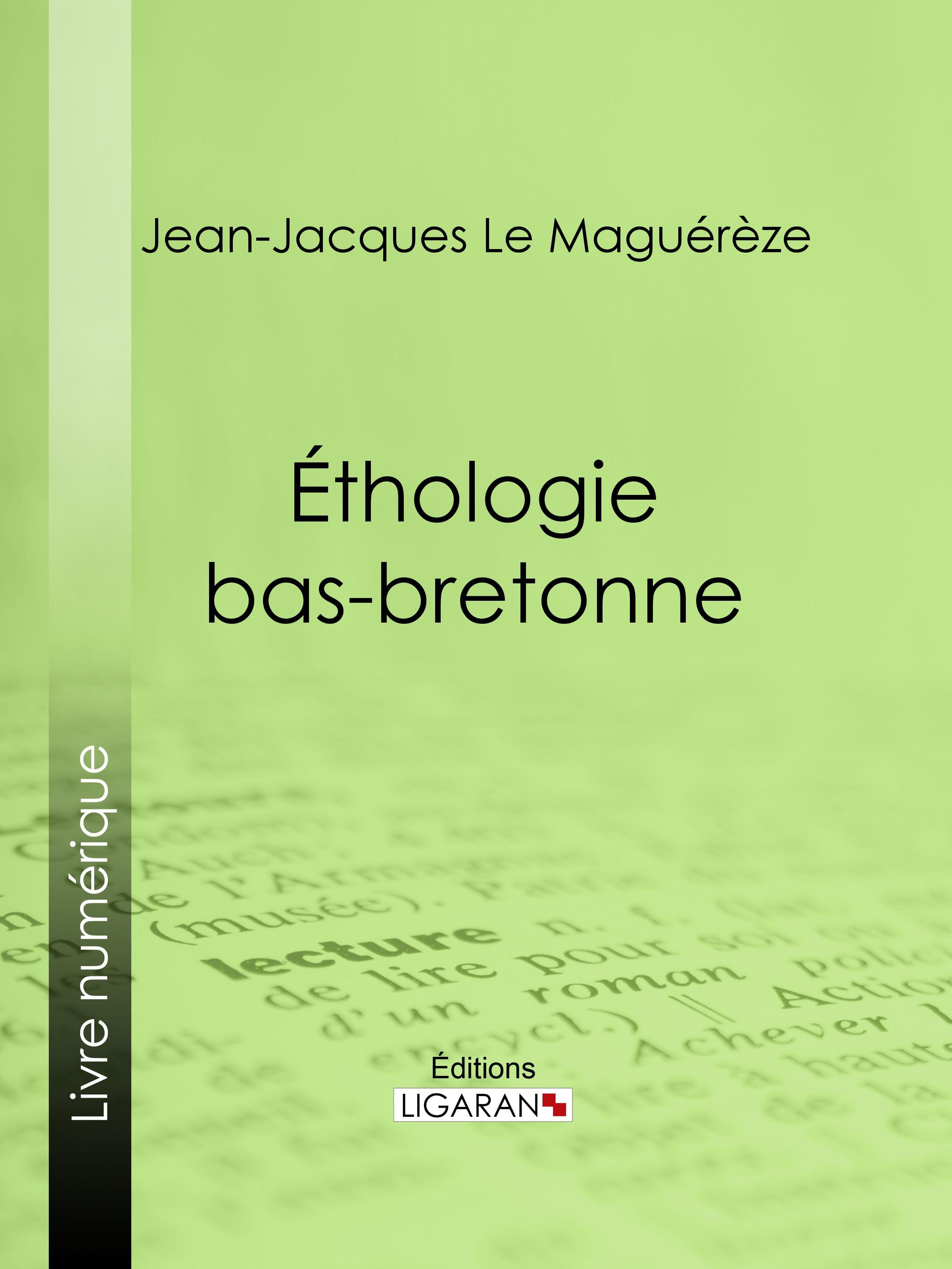 Éthologie bas-bretonne
