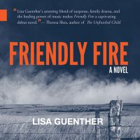 Cover image (Friendly Fire Audiobook)