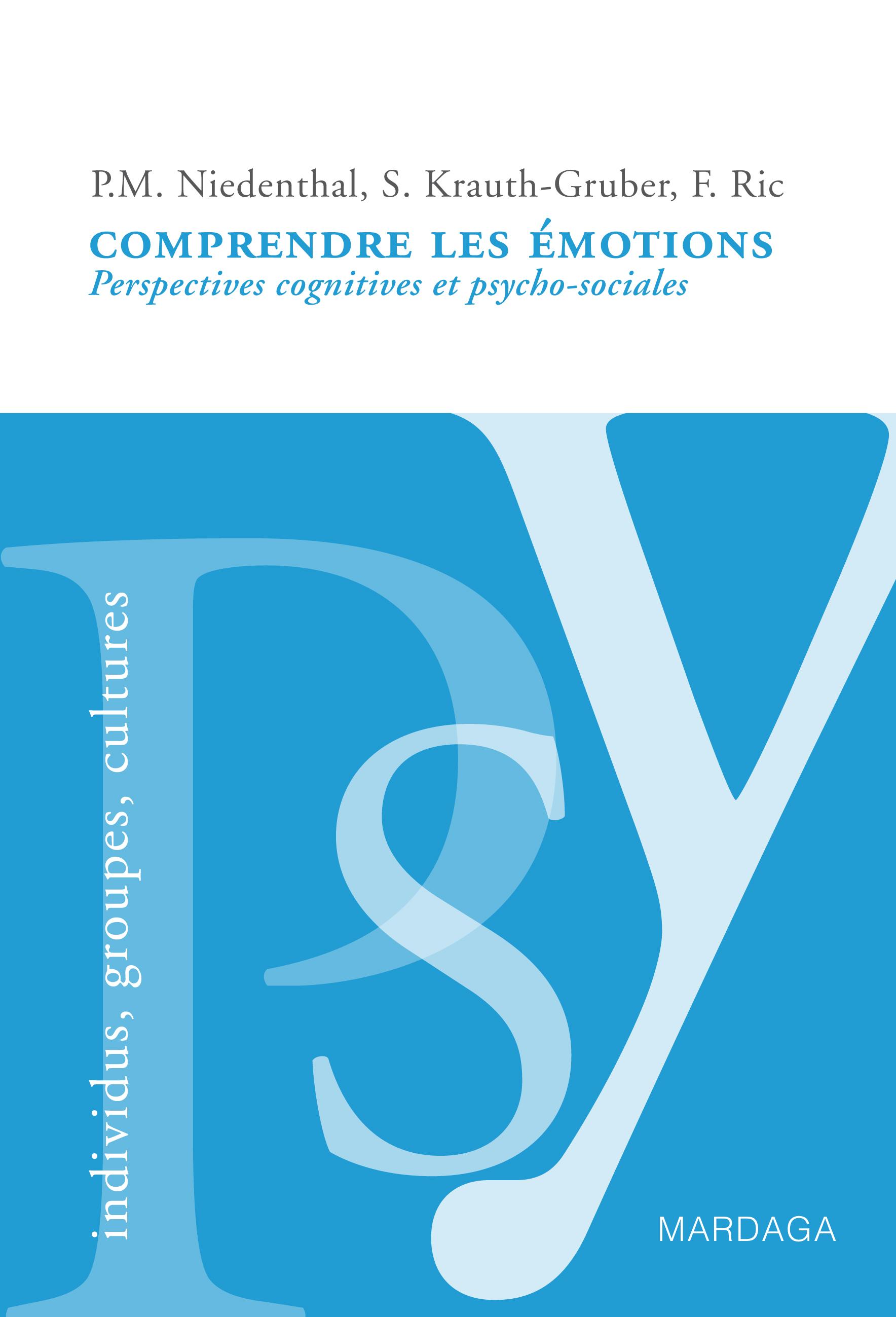 Comprendre les émotions, Perspectives cognitives et psycho-sociales