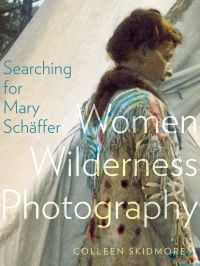 Cover image (Searching for Mary Schäffer)