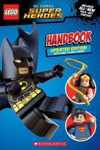 Handbook: Updated Edition (LEGO DC Super Heroes)