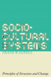Cover image (Sociocultural Systems)