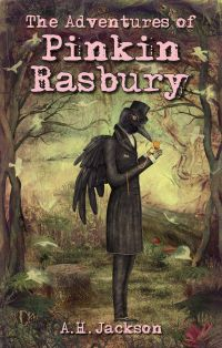 Cover image (The Adventures of Pinkin Rasbury)