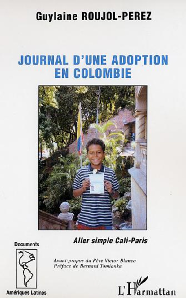 Journal d'une adoption en colombie