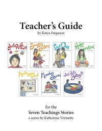 Cover image (Teacher's Guide For The Seven Teachings Stories)