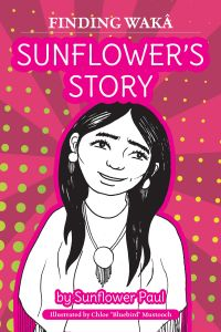 Cover image (Sunflower's Story)