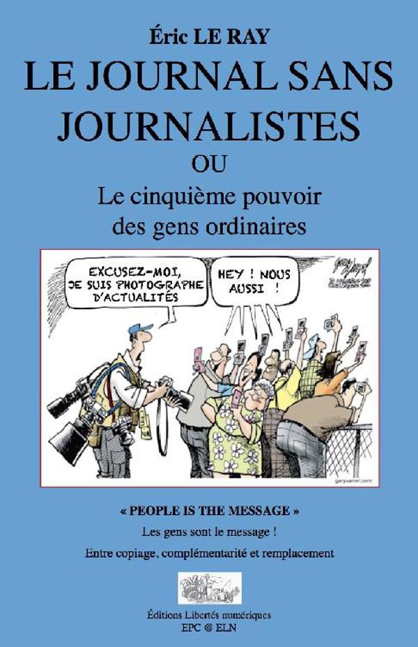Le journal sans journalistes