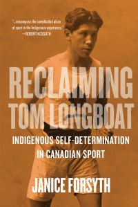 Cover image (Reclaiming Tom Longboat)