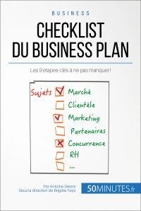 Checklist du business plan